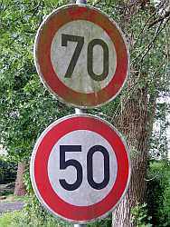 Geschwindigkeitsüberschreitung | Fahrverbot | Bußgeldbescheid | Einspruch